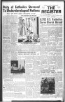 National Catholic Register August 4, 1960