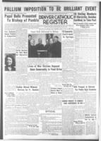 Denver Catholic Register April 11, 1946