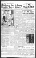 National Catholic Register August 18, 1960