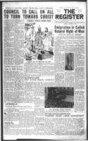 National Catholic Register September 1, 1960