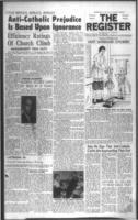 National Catholic Register September 22, 1960
