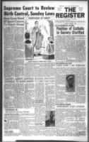 National Catholic Register October 6, 1960