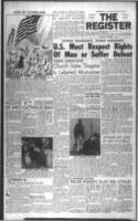 National Catholic Register October 13, 1960