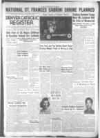 Denver Catholic Register August 8, 1946