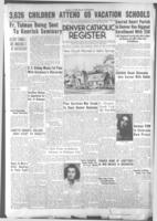 Denver Catholic Register August 22, 1946