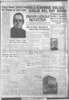 Denver Catholic Register August 29, 1946