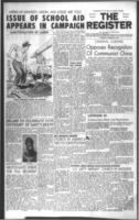 National Catholic Register October 20, 1960