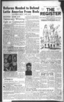National Catholic Register October 27, 1960