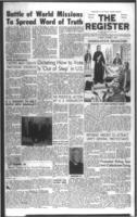 National Catholic Register November 3, 1960