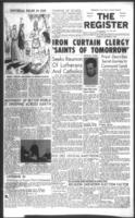 National Catholic Register November 10, 1960