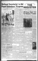 National Catholic Register December 8, 1960