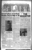 National Catholic Register December 22, 1960