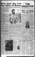 National Catholic Register December 29, 1960
