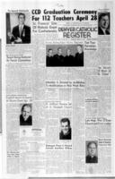 Denver Catholic Register April 11, 1957