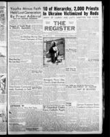 National Catholic Register October 21, 1956