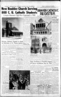 Denver Catholic Register April 12, 1956