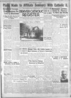 Denver Catholic Register August 30, 1945