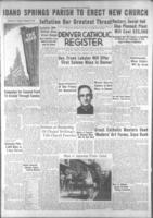Denver Catholic Register December 13, 1945