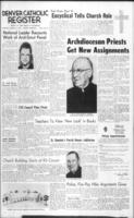Denver Catholic Register August 13, 1964