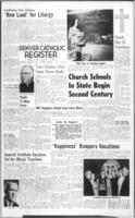 Denver Catholic Register August 27, 1964