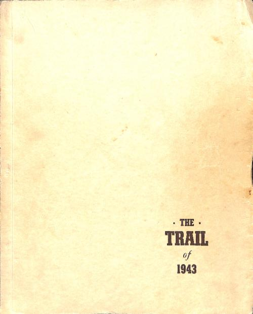 The Trail was the yearbook for St. Joseph's High School