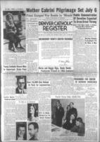 Denver Catholic Register April 3, 1947