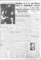 Denver Catholic Register December 25, 1947