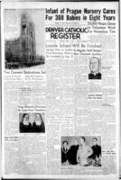 Denver Catholic Register April 1, 1954