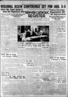 Denver Catholic Register April 10, 1941