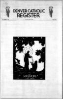 Denver Catholic Register April 10, 1941: Easter Section