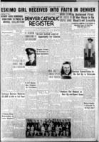 Denver Catholic Register April 24, 1941