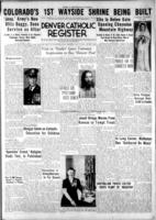 Denver Catholic Register August 14, 1941