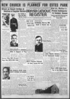 Denver Catholic Register December 11, 1941