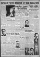 Denver Catholic Register December 18, 1941