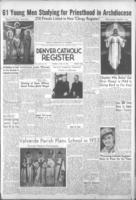 Denver Catholic Register April 10, 1952