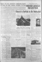 Denver Catholic Register April 17, 1952