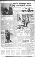 National Catholic Register January 12, 1961