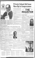 National Catholic Register March 16, 1961