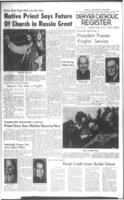 Denver Catholic Register August 10, 1961