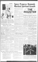 National Catholic Register April 20, 1961
