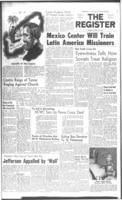 National Catholic Register April 27, 1961
