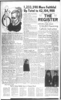 National Catholic Register May 4, 1961
