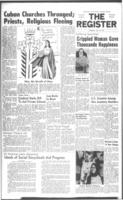 National Catholic Register May 18, 1961
