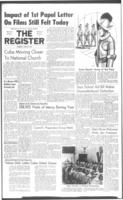 National Catholic Register June 22, 1961