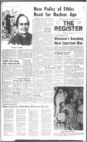 National Catholic Register July 27, 1961