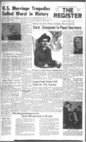 National Catholic Register August 17, 1961