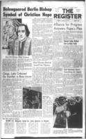 National Catholic Register August 24, 1961