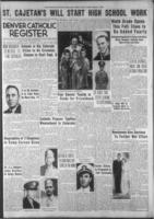 Denver Catholic Register August 13, 1942