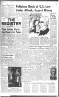 National Catholic Register October 5, 1961