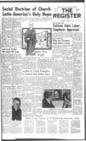 National Catholic Register October 19, 1961